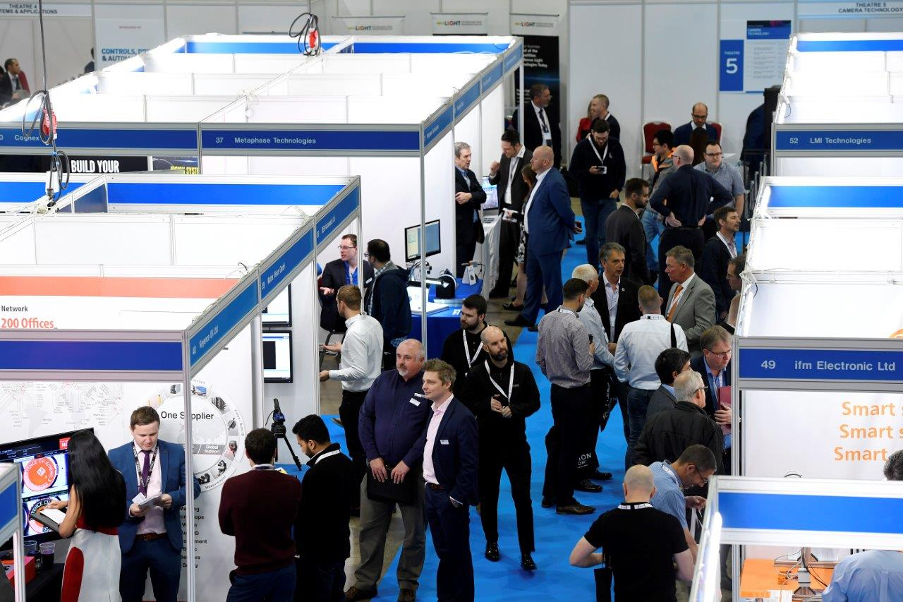 Gallery 2019 | UKIVA Machine Vision Conference